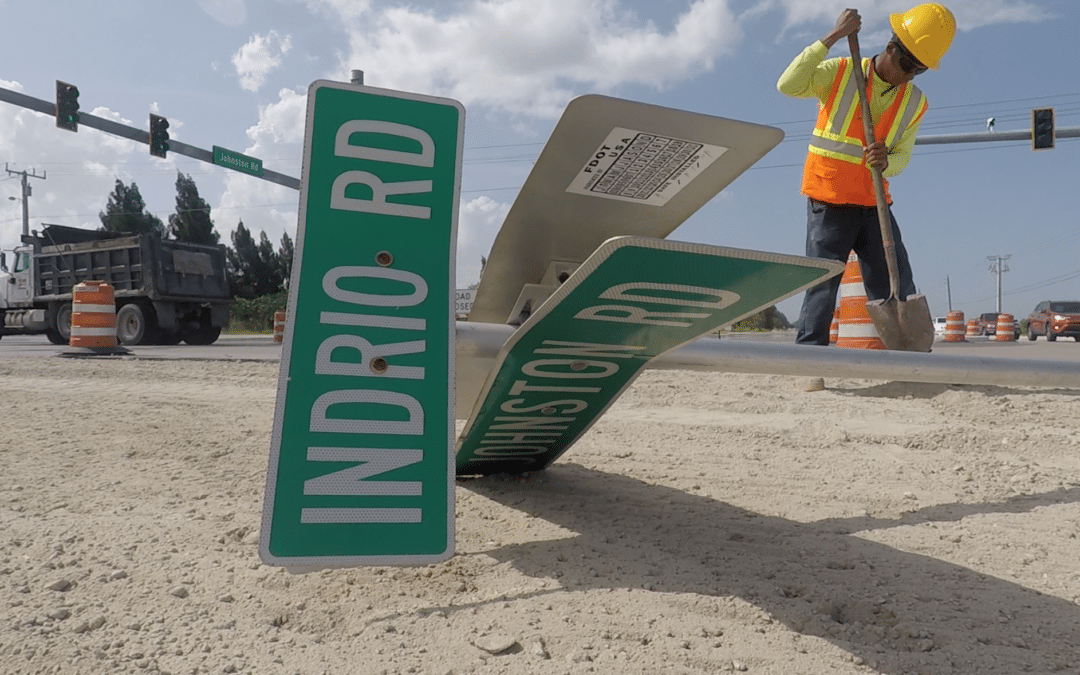 Public-Private Partnership Helps St. Lucie Expand Utility Lines on Indrio Road