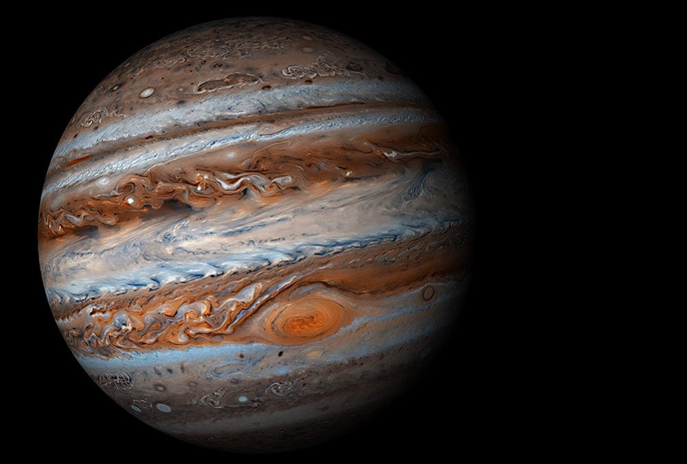 Life on Jupiter? NASA close to BOMBSHELL discovery of water on Jupiter