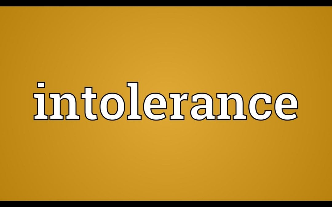 Institutionalizing Intolerance: Bullies Win, Freedom Suffers When We Can't Agree To Disagree