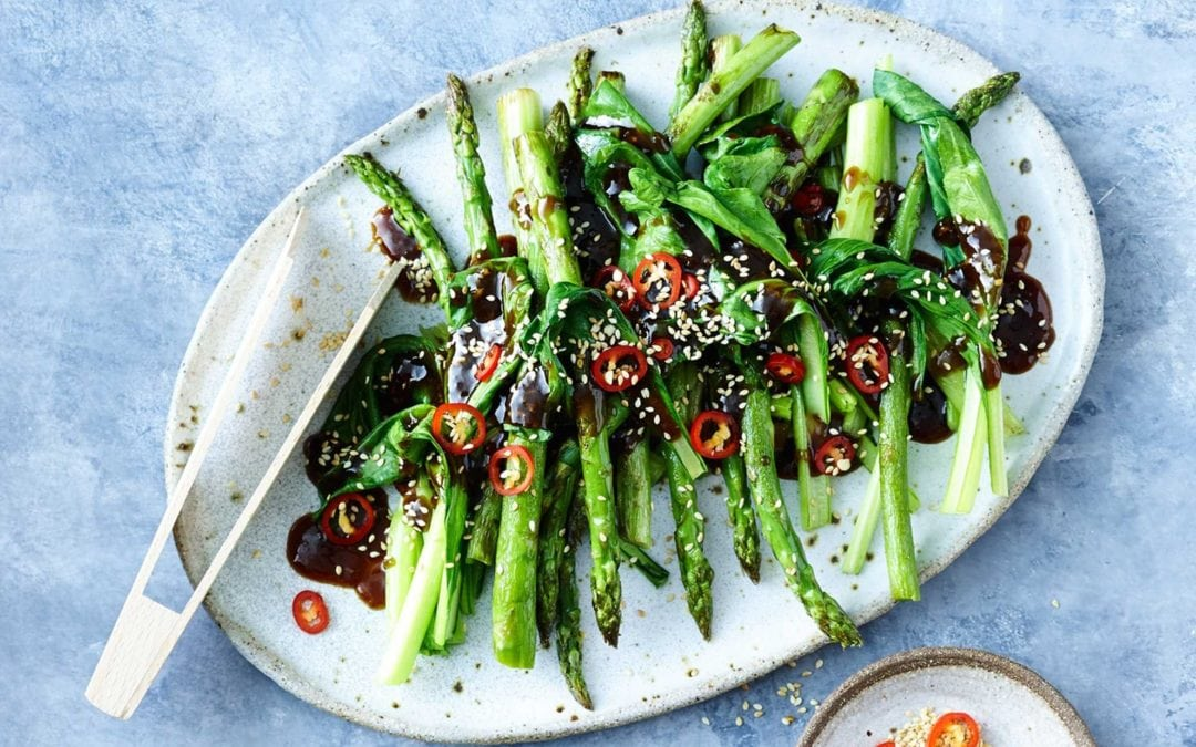 Look younger with Chinese asparagus – it prevents aging by reducing the amount of free radicals in your body
