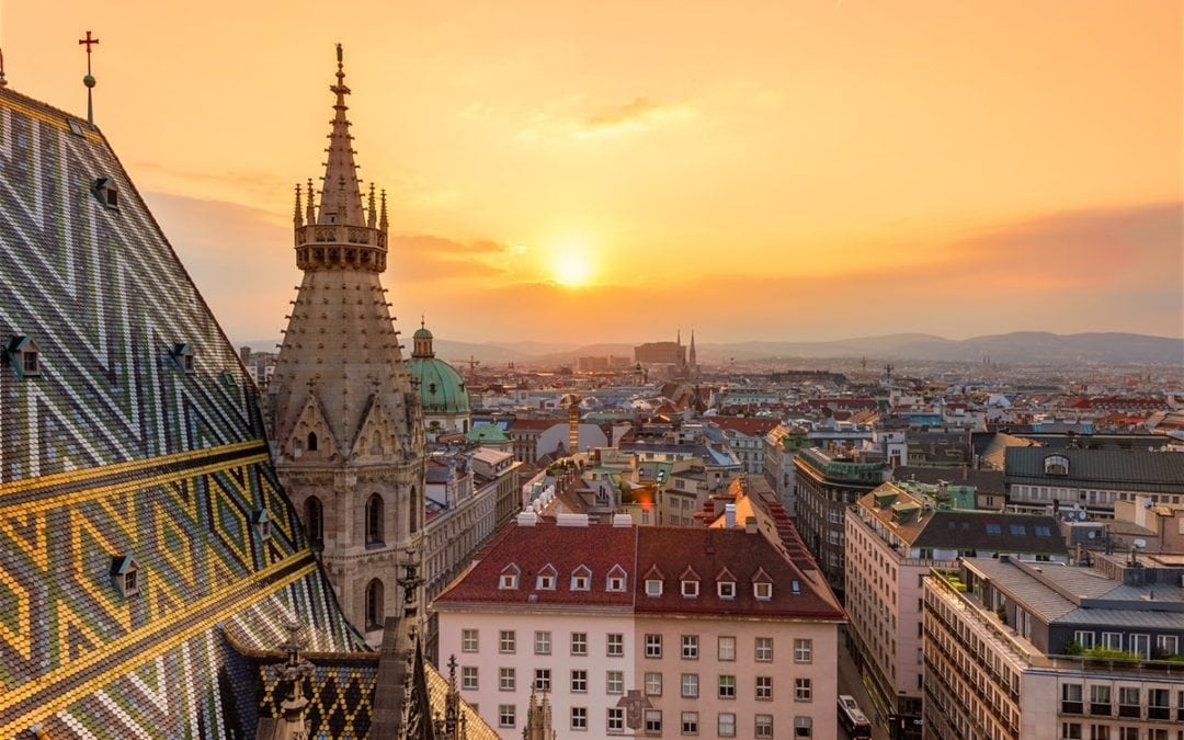 Vienna tops Melbourne as world's most liveable city