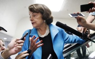 Feinstein On Kavanaugh Accuser: 'I Can't Say That Everything Is Truthful'