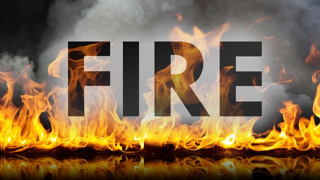2 FIRE CALLS IN BRANCH FIRE DISTRICT