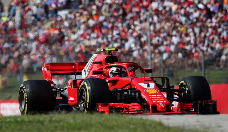 Motor racing: Smart assistant technology puts fans' fingers on the pulse