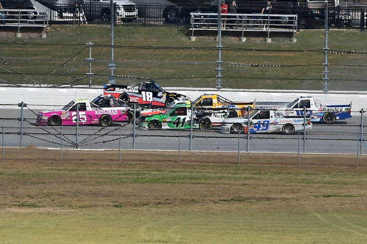 NASCAR notebook: Gragson enters Round of 6 with no practice
