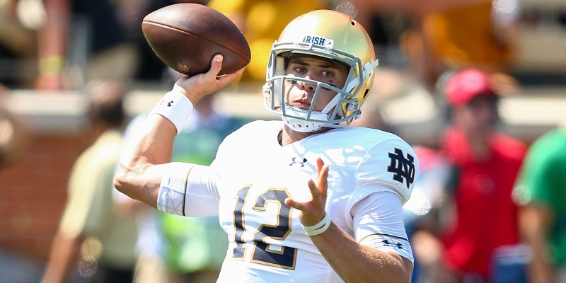 Postponed Notre Dame-Wake Forest game moved to December 12