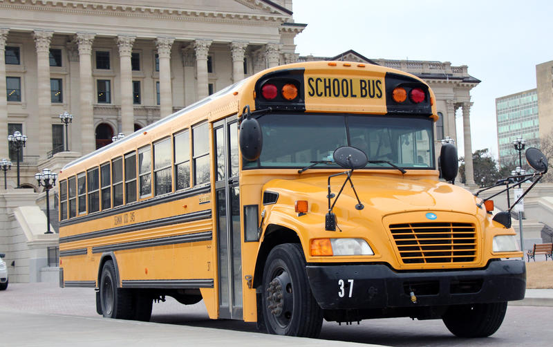 Oct. 21 proclaimed School Transportation Day in Kansas