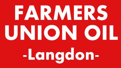 Farmers Union Oil in Langdon