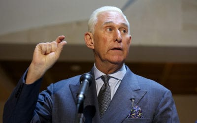 Bombshell Text Messages Support Roger Stone's Claims About WikiLeaks Backchannel