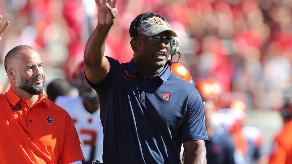 Babers gets contract extension from Syracuse University