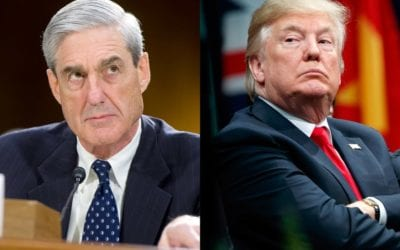TRUMP RIPS SPECIAL COUNSEL MUELLER OVER DELETED STRZOK-PAGE TEXTS
