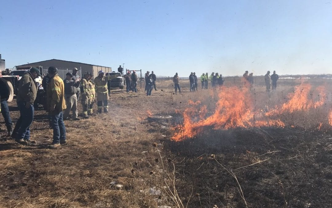 KDHE Issues Air Quality Health Advisory Due to Prescribed Burns