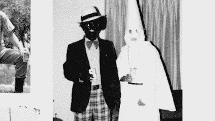 VIRGINIA'S BLACKFACE DEMOCRATS GET AWAY SCOT-FREE
