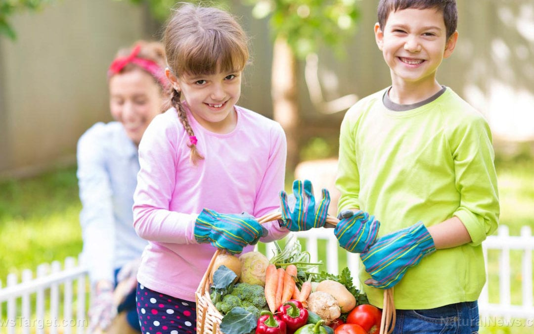 The mental and emotional benefits of healthier food: Study finds children who eat well are happier, have better self-esteem