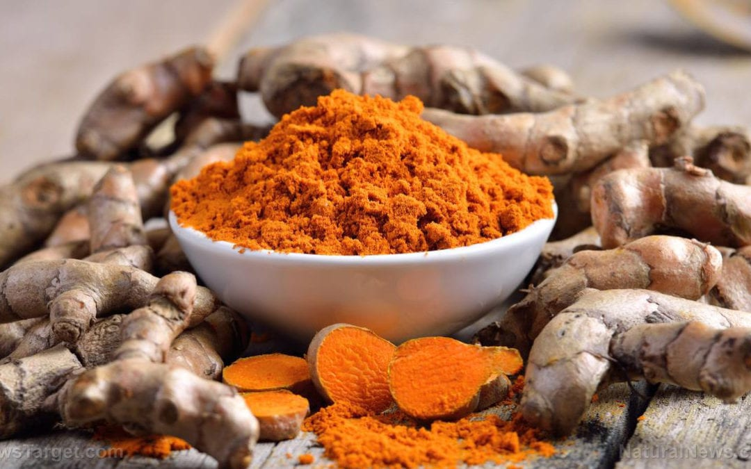 Consuming turmeric for just 2 months can increase your good gut bacteria by 7%