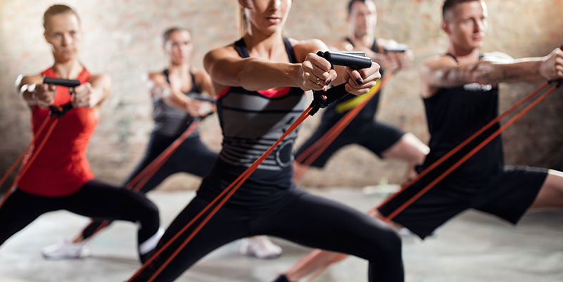 Resistance training for just one hour a week dramatically reduces your risk of a heart attack