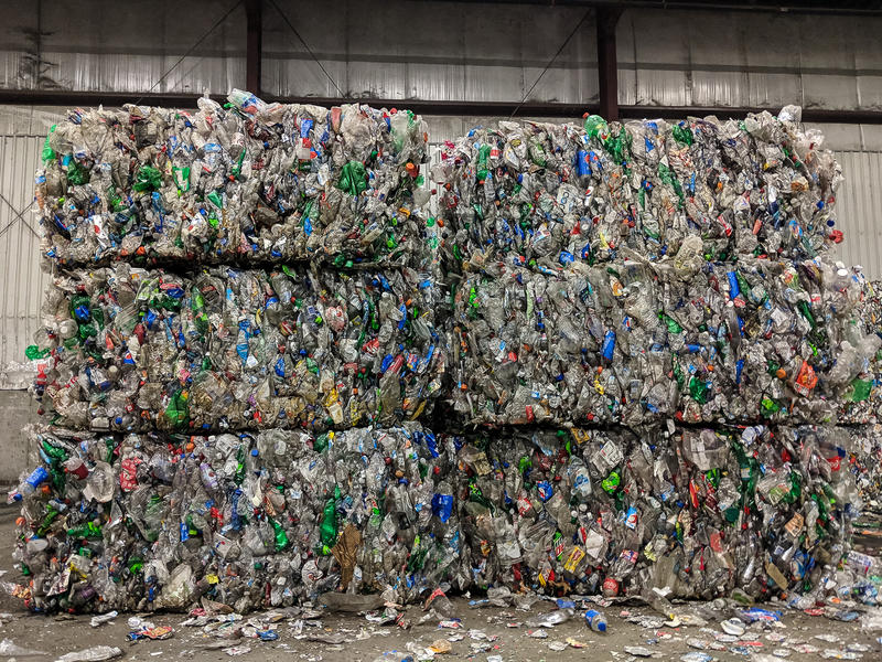 China's Rejecting Your Poorly Sorted Recyclables, So More Goes To Landfills