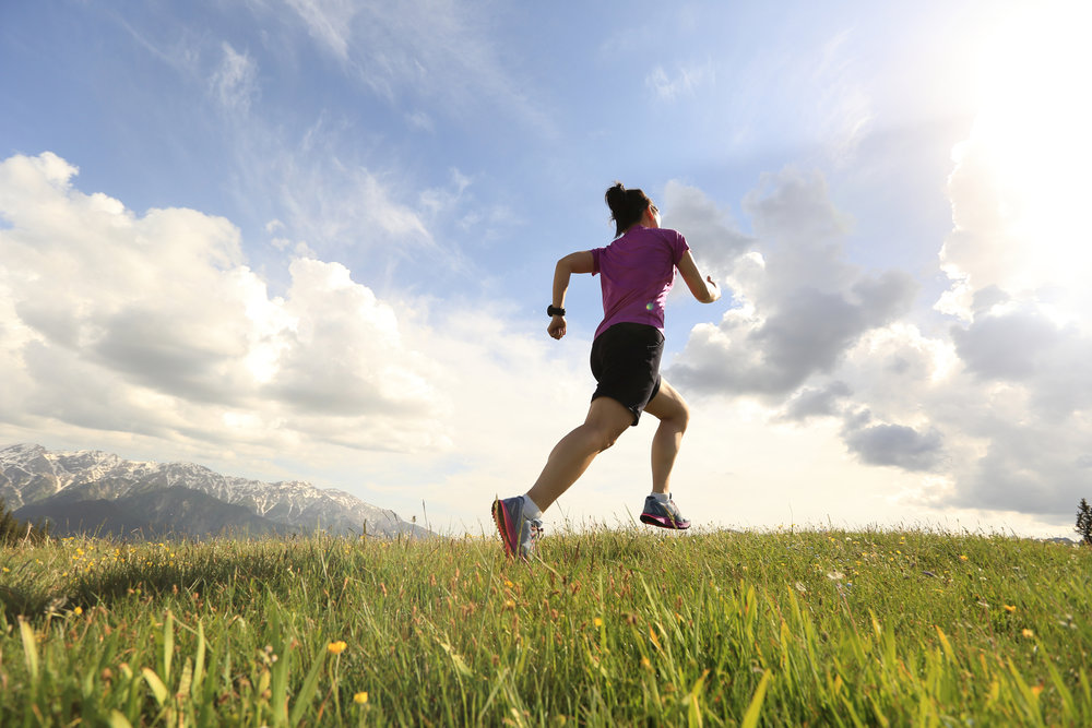 Interval training burns off more pounds than jogging or cycling