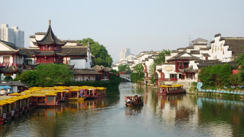 Nanjing, China: Come for the culture, stay for the food