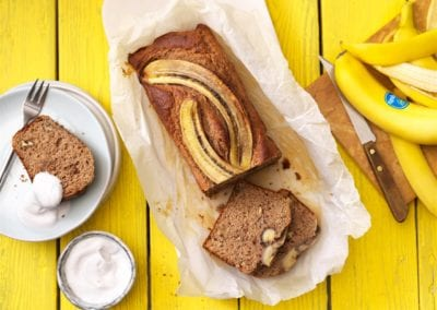 1034397145-400x284 Eat More Bananas with this Delicious Nut Bread Recipe 1 tablespoon 1 teaspoon 1 teaspoon vanilla 1 teaspoon vanilla powder 1/4 cup 2 tablespoons banana banana bread big bowl bread coconut milk digestive health natural sugars powder tablespoons teaspoon vanilla teaspoon vanilla powder vanilla vanilla powder yellow fruit [your]NEWS