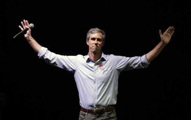 Left Mocks Beto's 'Messiah-Esque' 'Born' to Run Remarks: 'Peak White Male Privilege'
