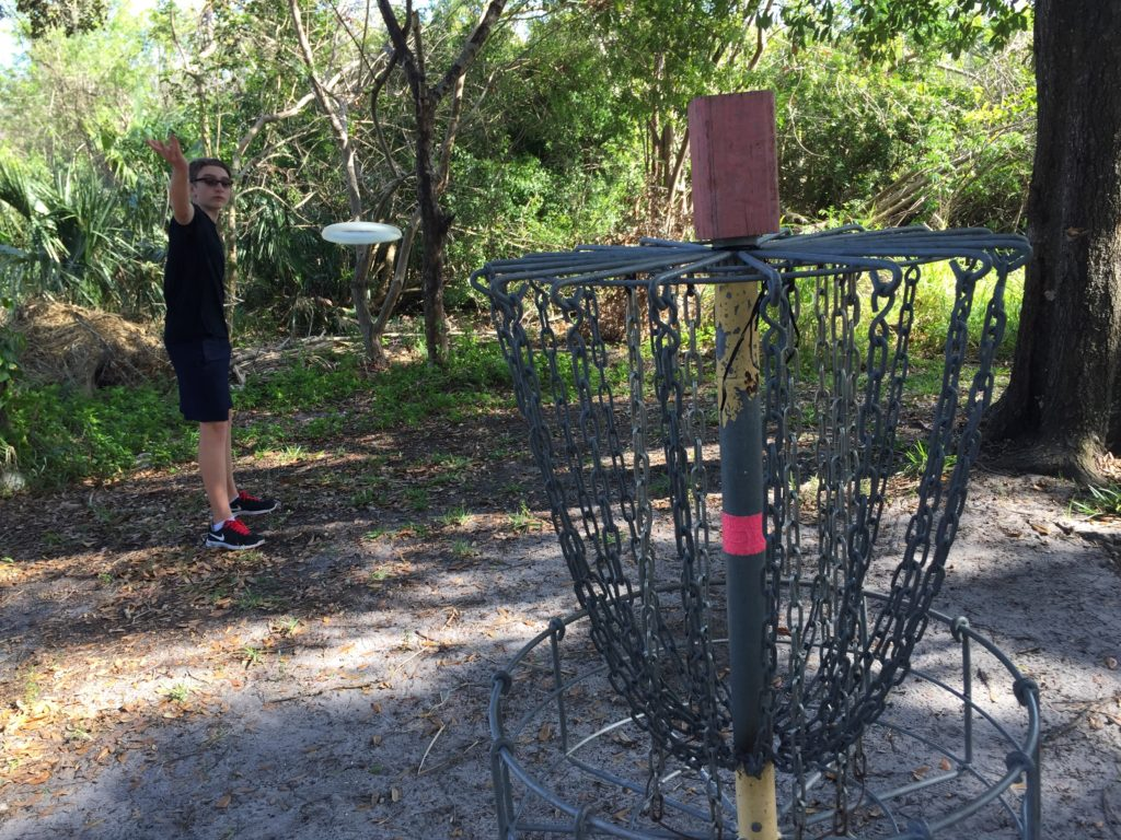 54f586a9 Disc Golf Course at Donald Moore Preserve Undergoing Redesign March 26-27