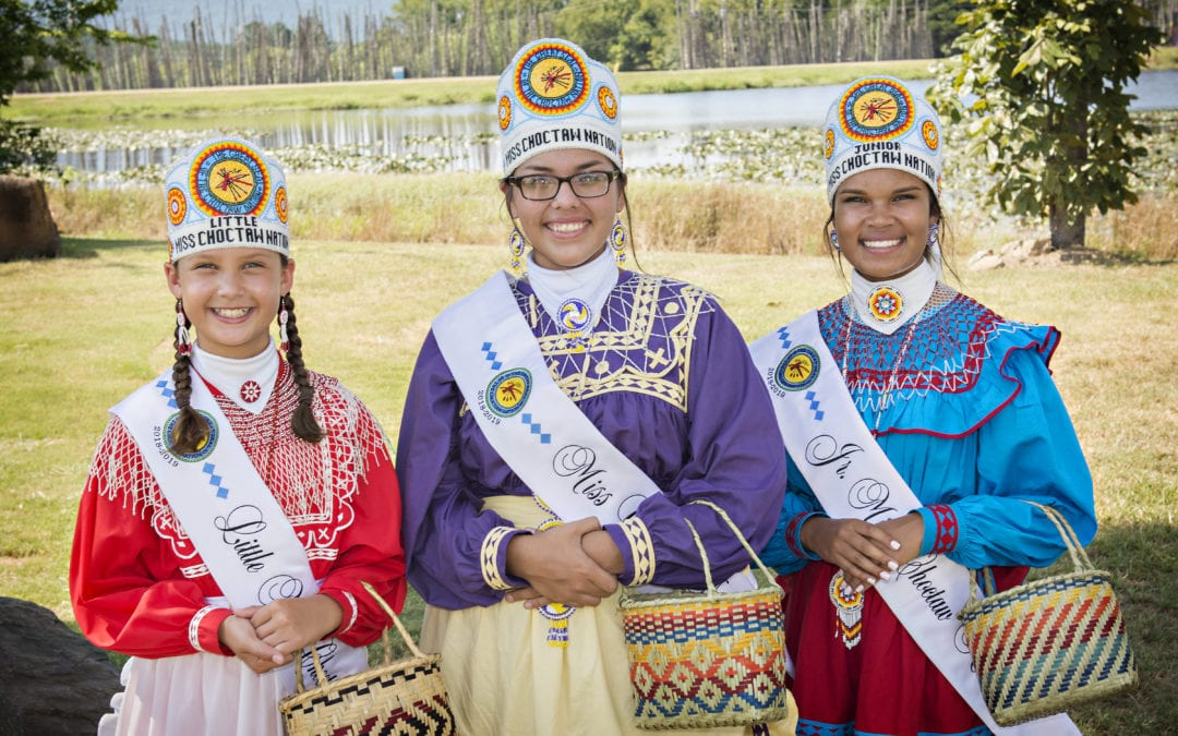 Choctaw Nation Princess applications are now being accepted!