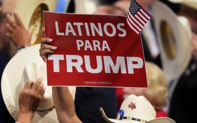 PRO-TRUMP LATINOS WANT 'LONGER, TALLER' WALL