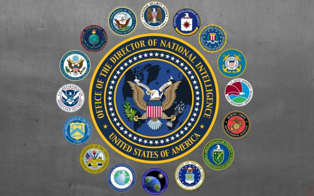 U.S. Intelligence Institutionally Politicized Toward Democrats