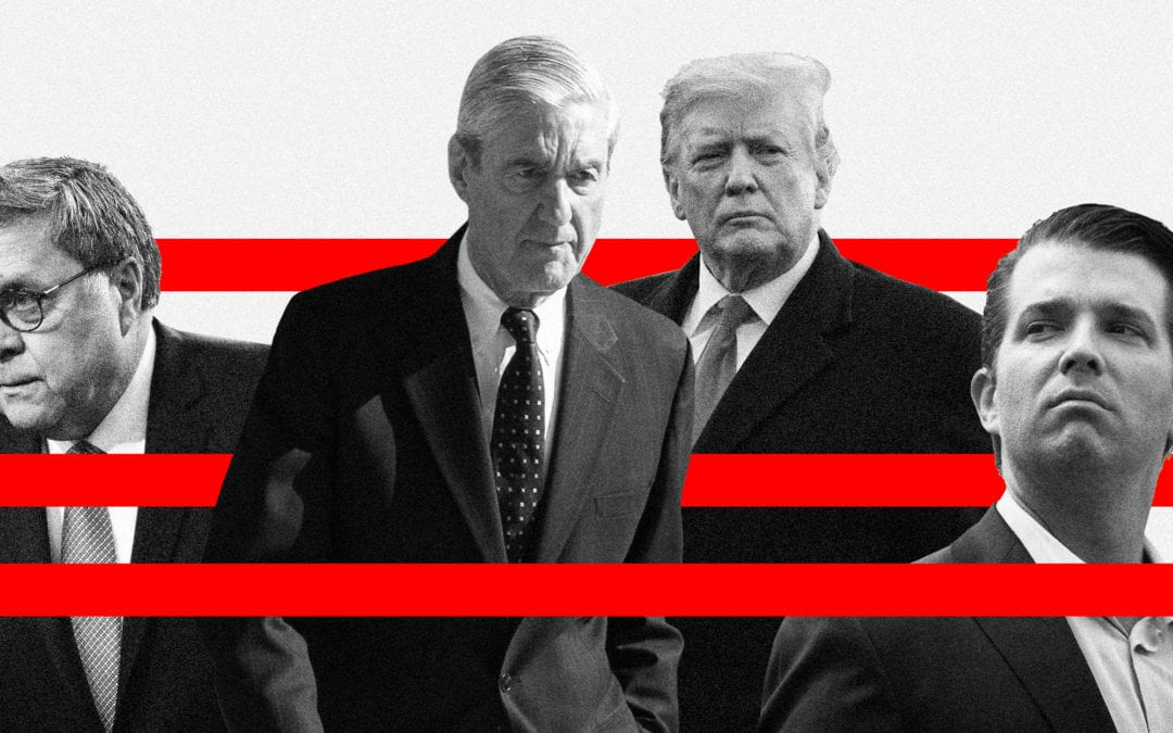 Robert Mueller Did Not Merely Reject the Trump/Russia Conspiracy Theories. He Obliterated Them.