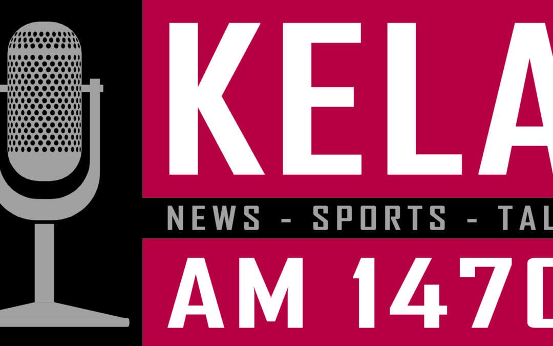 KELA Headlines for Thursday, Dec. 12, 2019