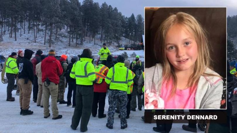 Authorities To Search Again Saturday For Missing Girl