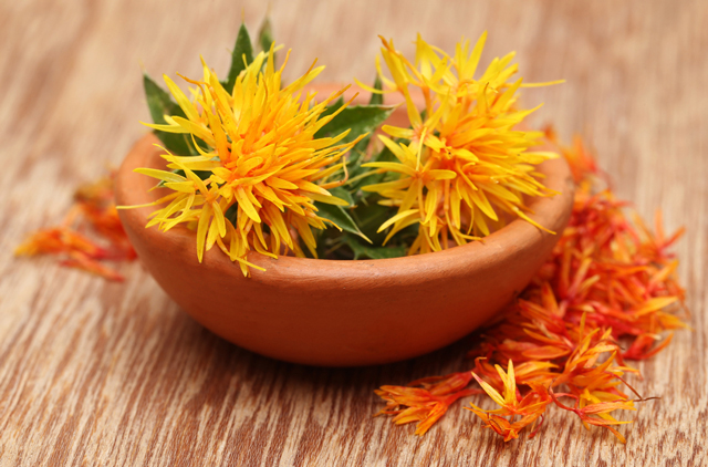 Reduce the effects of chemotherapy with safflower seeds