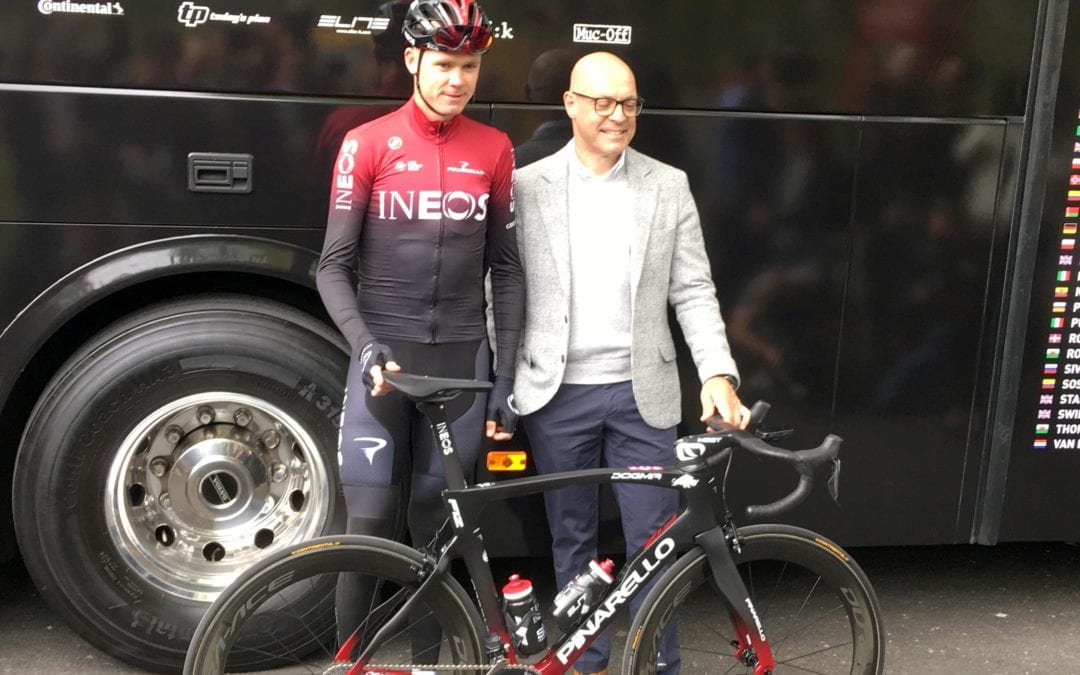 Lawless hands INEOS first win in Yorkshire