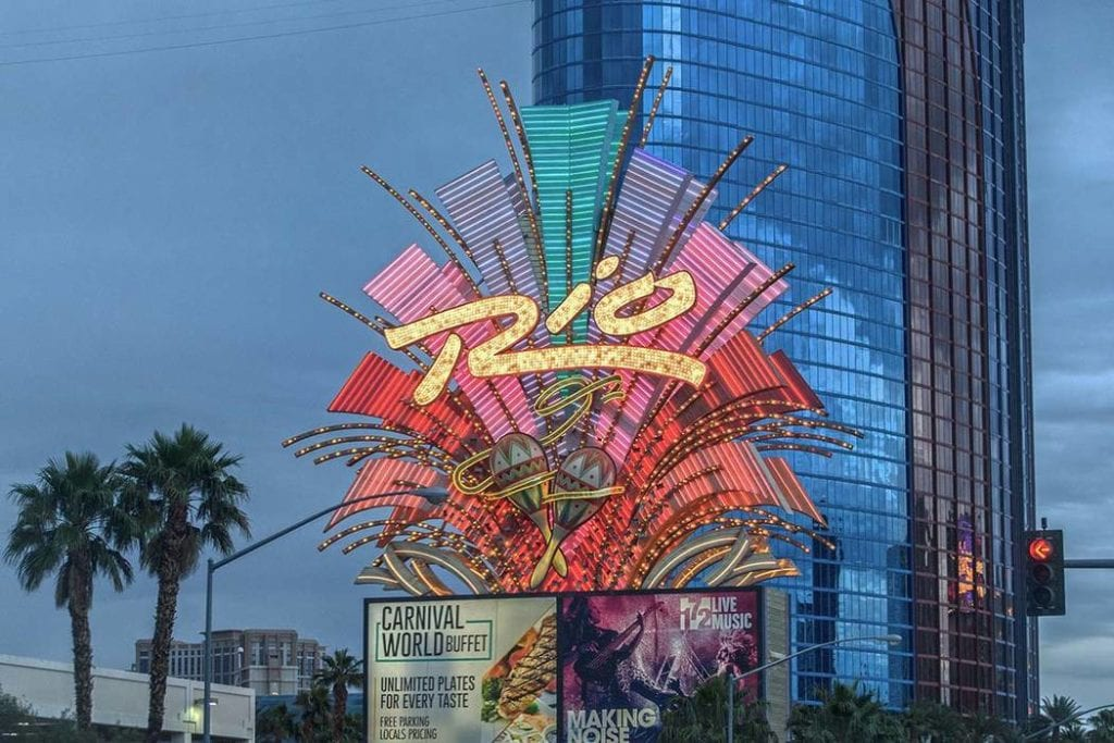 After 30 years, Rio in Las Vegas is losing its status and shine