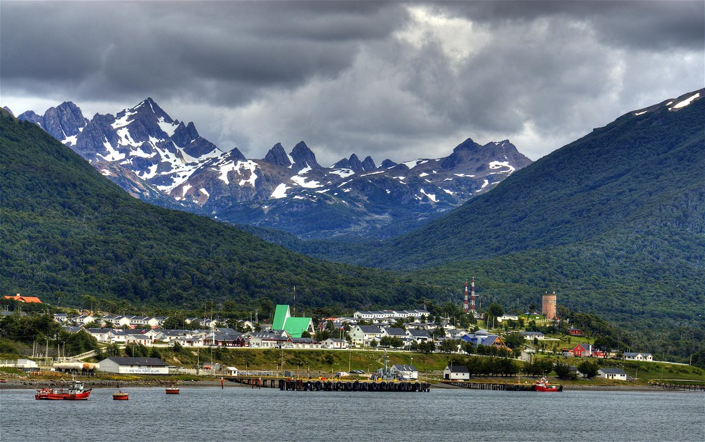 Puerto Williams, Chile now world's southernmost city, not Ushuaia, Argentina