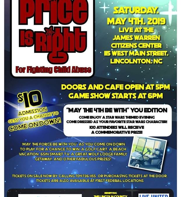 Price Is Right for Fighting Child Abuse