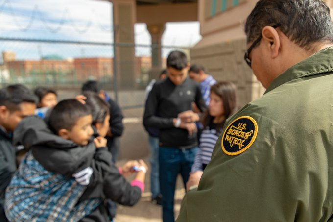 "Border Patrol: Apprehension Numbers ""Off the Charts"""