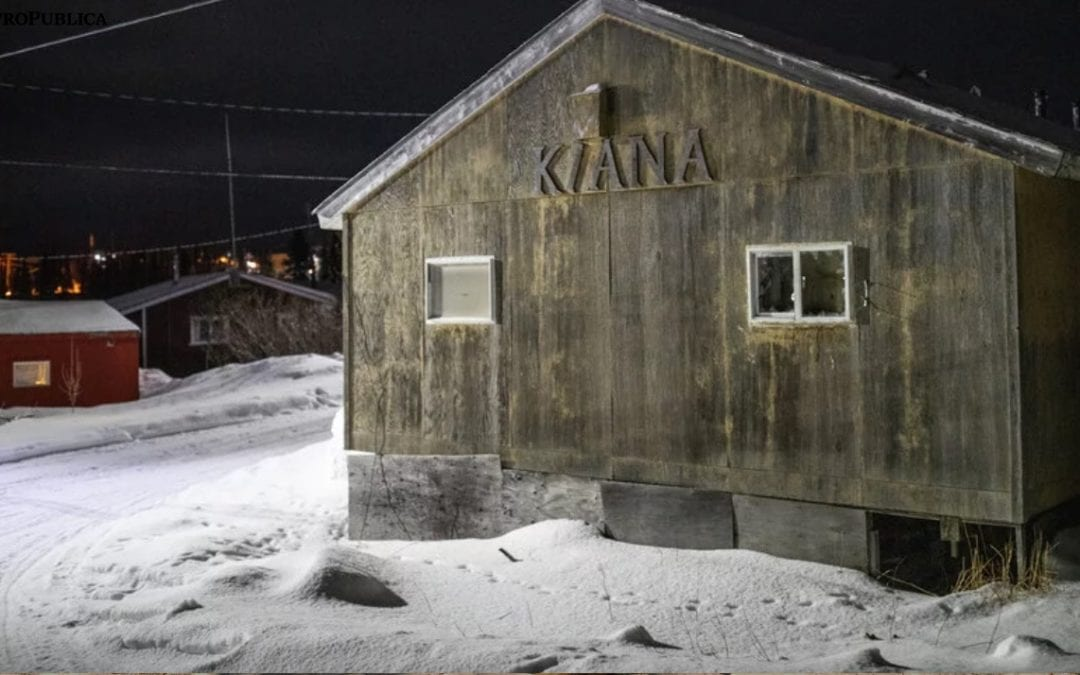 LAWLESS: Alaska Villages Have Some of the Highest Sexual Assault Rates but 1 in 3 Has No Police