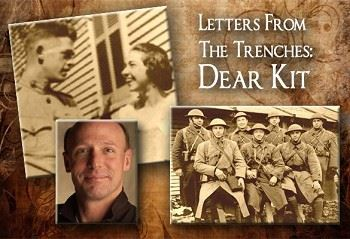 Letters from the Trenches: Dear Kit  Saturday May 18, 2019