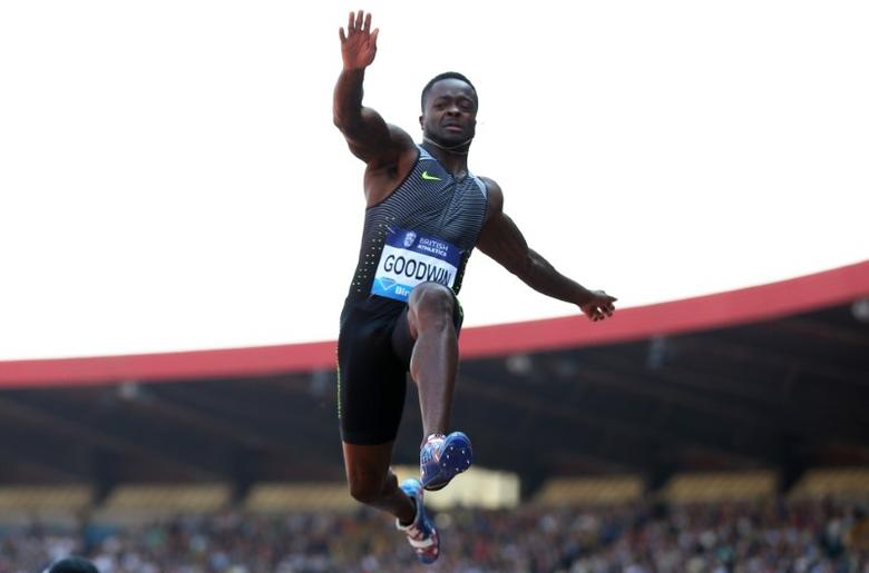 Gayle wins long jump at Jamaican trials