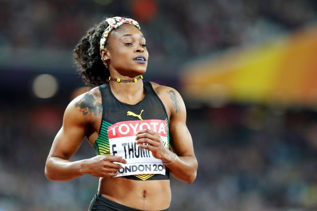 Athletics: Thompson completes sprint double at Jamaican trials