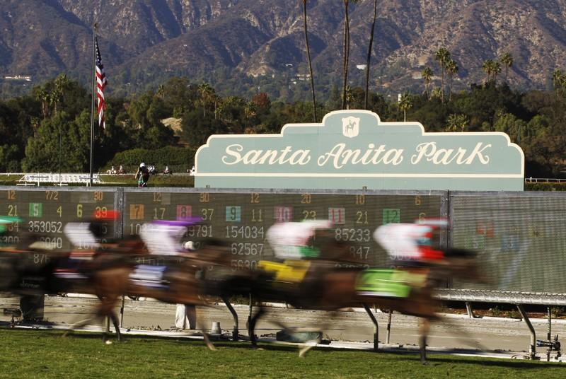 California racing course refuses to close after two more horses die