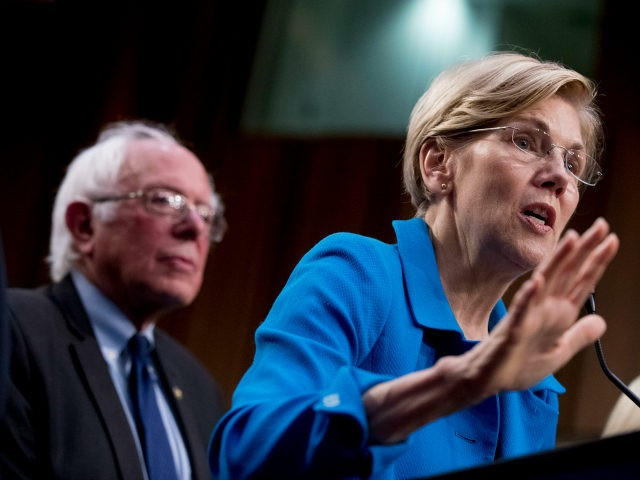 2020 Democrat Poll: Warren Overtakes Sanders for Second Place Behind Biden