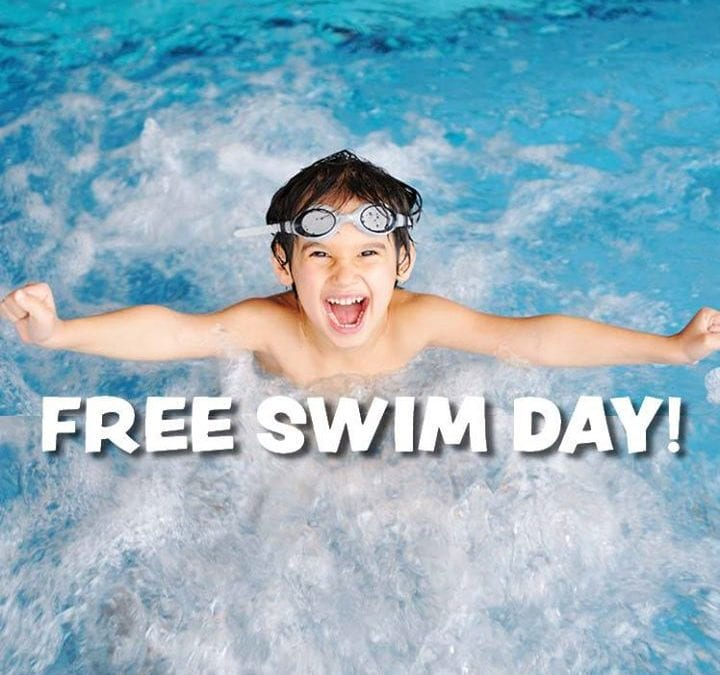 Free Swim Day At Memorial Park Pool On July 4th