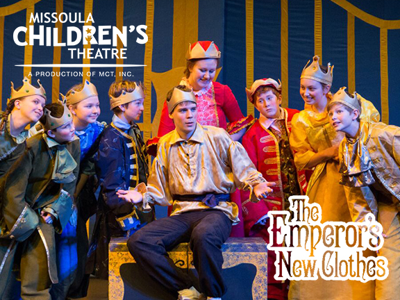 Missoula Children's Theatre Hosts Open Casting Call in Henderson for The Emperor's New Clothes