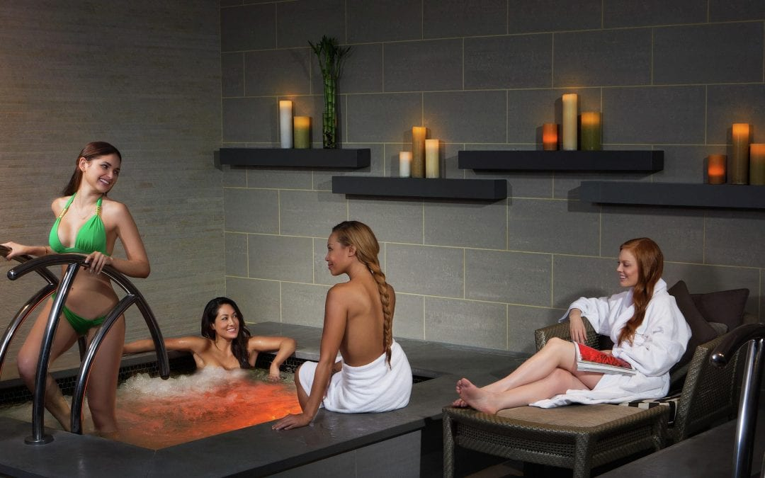 The Mirage Spa & Salon Glams Up Guests 'Postmodern-Style' with New Spa Packages