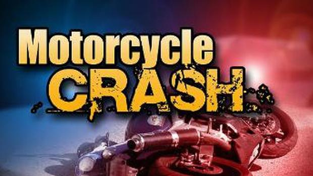 One Injured In Motorcycle Accident