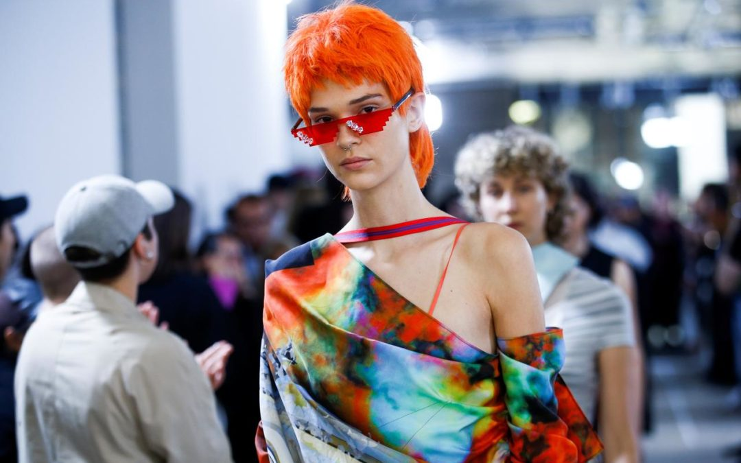 Fashion for the future: London students present sustainable designs