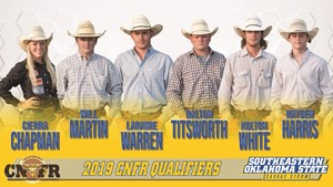 Southeastern Rodeo Set for CNFR
